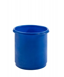 rotoXT03 Plastic Stacking Bin (Blue)