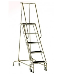 Stainless Steel Step Unit - S217