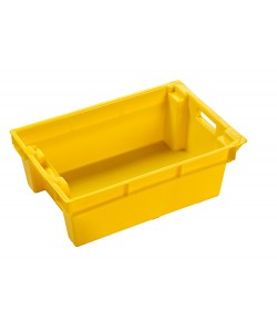Stack / Nest Plastic Container 600x400x200mm - SN0113
