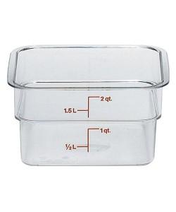 Polycarbonate Food Container 1.9 Litre - 2SFSCW