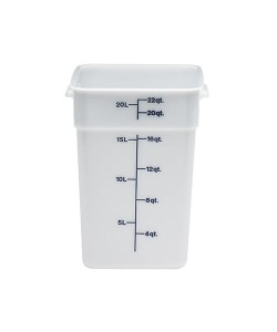 Polyethylene Food Container 20.8 Litre - 22SFSP