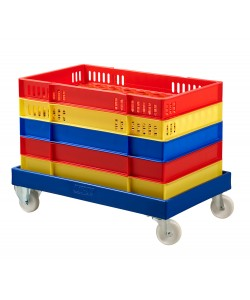 Plastic Dolly rotoXD38