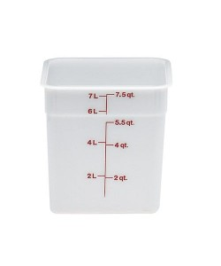 Polyethylene Food Container 7.6 Litre - 8SFSP