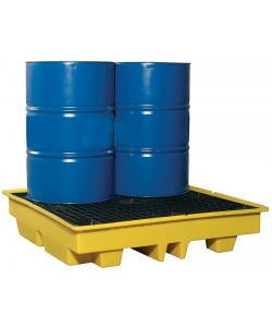 Four Bunded Drum Pallet