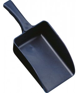 Metal Detectable Scoop Medium