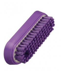Anti-microbial Stiff Nail Brush - AMNA4