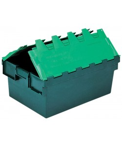 Attached Lid Containers – 40 Litres 10040
