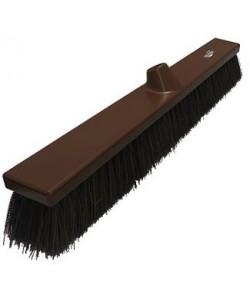 Sweeping Broom 500mm Medium Bristled - B1657