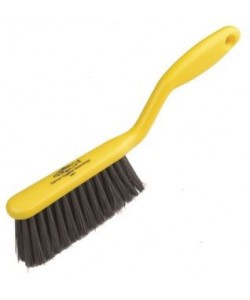 Metal Detectable Banister Brush Medium Bristled - B861MDX
