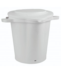 Hygienic Plastic Bucket - 20 Litres - VK20