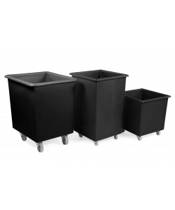 Recycled Plastic Tapered Truck 118 Litres - rotoXM26ECO