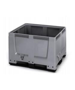 Plastic Pallet Box 670 Litre AB1210GR