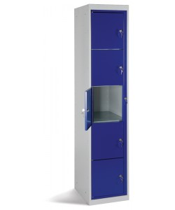 Five Door Garment Dispense Locker - GLK5
