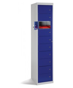 Ten Door Garment Dispense Locker - GLK10