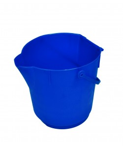 Metal Detectable Plastic Bucket - MBK15MDX