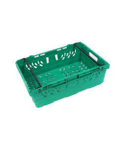 Maxinest Bale Arm Crate 600x400x199mm – SN190