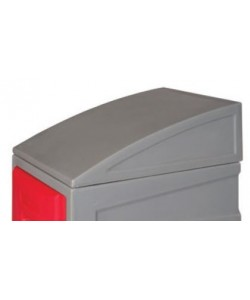 Sloping Top to suit Plastic Lockers