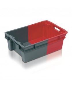 Plastic Stack Nest Containers - 11032