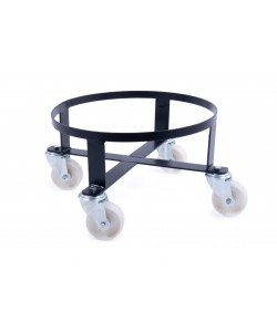 Powder Coated Steel Dollies - rotoXD5 to 35