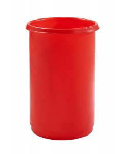 rotoXT04 Plastic Stacking Bins (Red)