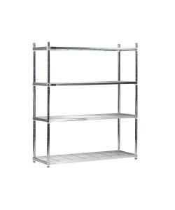 Zinc Plated Shelving - Wire Shelves