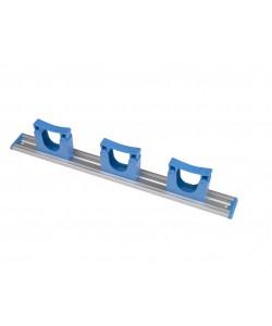 Rail de suspension à 3 crochets