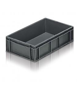 Fester Euro-Stapelbehälter 600 x 400 x 175 mm
