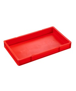 30183A Red Plastic Confectionery Tray