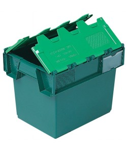Attached Lid Container – 25 Litres 10025