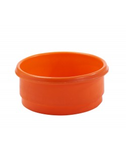 rotoXT01 Plastic Inter-Stacking Bin (Orange)