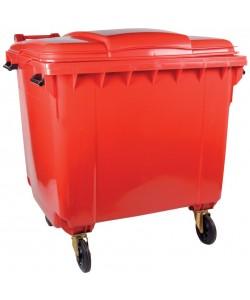 Fahrbarer Müllbehälter 1100 Liter - CR110GB