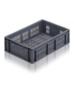 Durchbrochener Euro-Stapelbehälter 600 x 400 x 150 mm