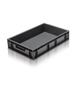 Fester Euro-Stapelbehälter 600 x 400 x 118 mm