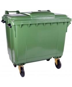 Fahrbarer Müllbehälter 660 Liter - CR660GB