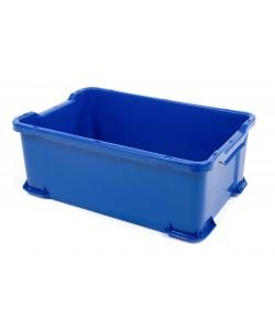 Hygienischer Stapelbehälter 600 x 400 x 225 mm