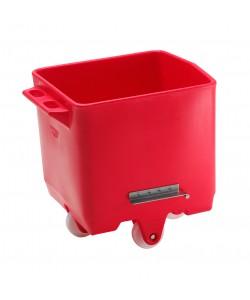 Hochbelastbarer Eurobin aus Kunststoff 200 Liter