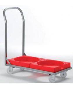 Kunststoff-Fahrgestell rotoXFDD