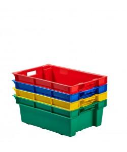stapel-/schachtelbarer Behälter 600 x 400 x 200 mm