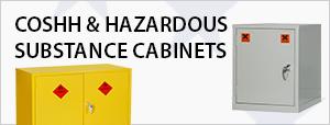 COSHH & Hazardous Substance Cabinets