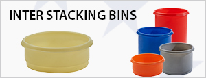 Inter Stacking Bins