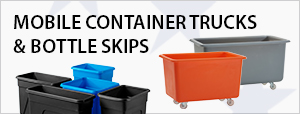 Mobile Container Trucks & Bottle Skips