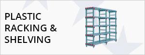 Plastic Racking & Plastic Shelving