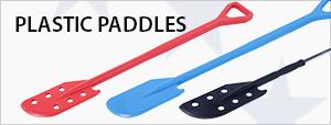 Plastic Paddles