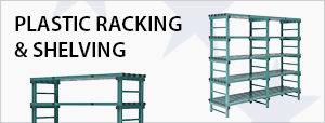Plastic Racking & Shelving