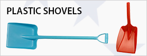 Plastic Shovels