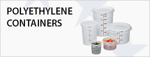 Polyethylene Containers