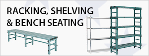 Racking, Shelving & Bench Seating