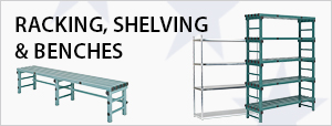 Racking, Shelving & Benches