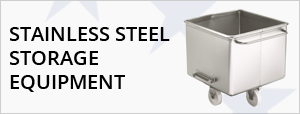 Stainless Steel Storage Equipment