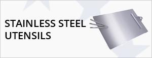 Stainless Steel Utensils & Sundry Equipment